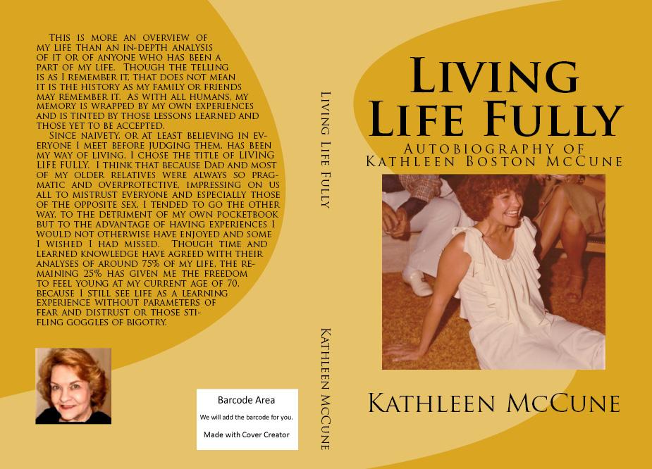 Kathleen Boston McCune
