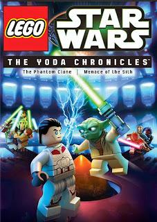 Ver: Lego Star Wars: Las crónicas de Yoda – La amenaza de los Sith (2013)