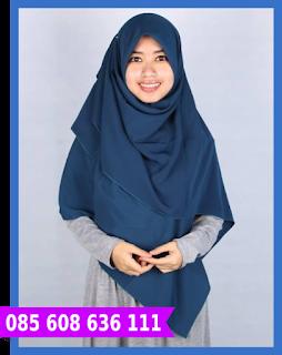 Hijab segi empat yg simpel