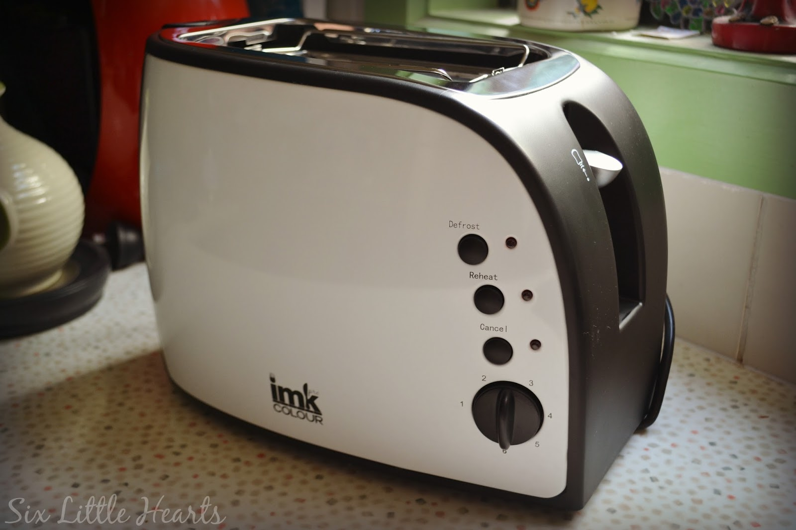 Six Little Hearts: IMK Pro Colour Toaster Review and a Cointreau ...