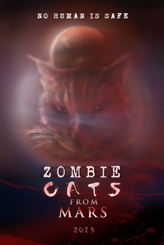 Zombie Cats from Mars (2015) DVDRip XviD-NOTHiNG
