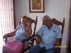 ¡Estos son los padres de Rosabal!