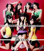 Biodata 7 Icon girlband Indonesia - Cewek Profil Band 7 Icon