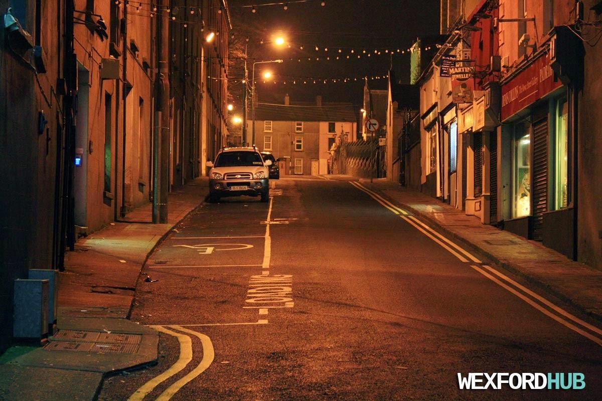 Rowe Street, Wexford