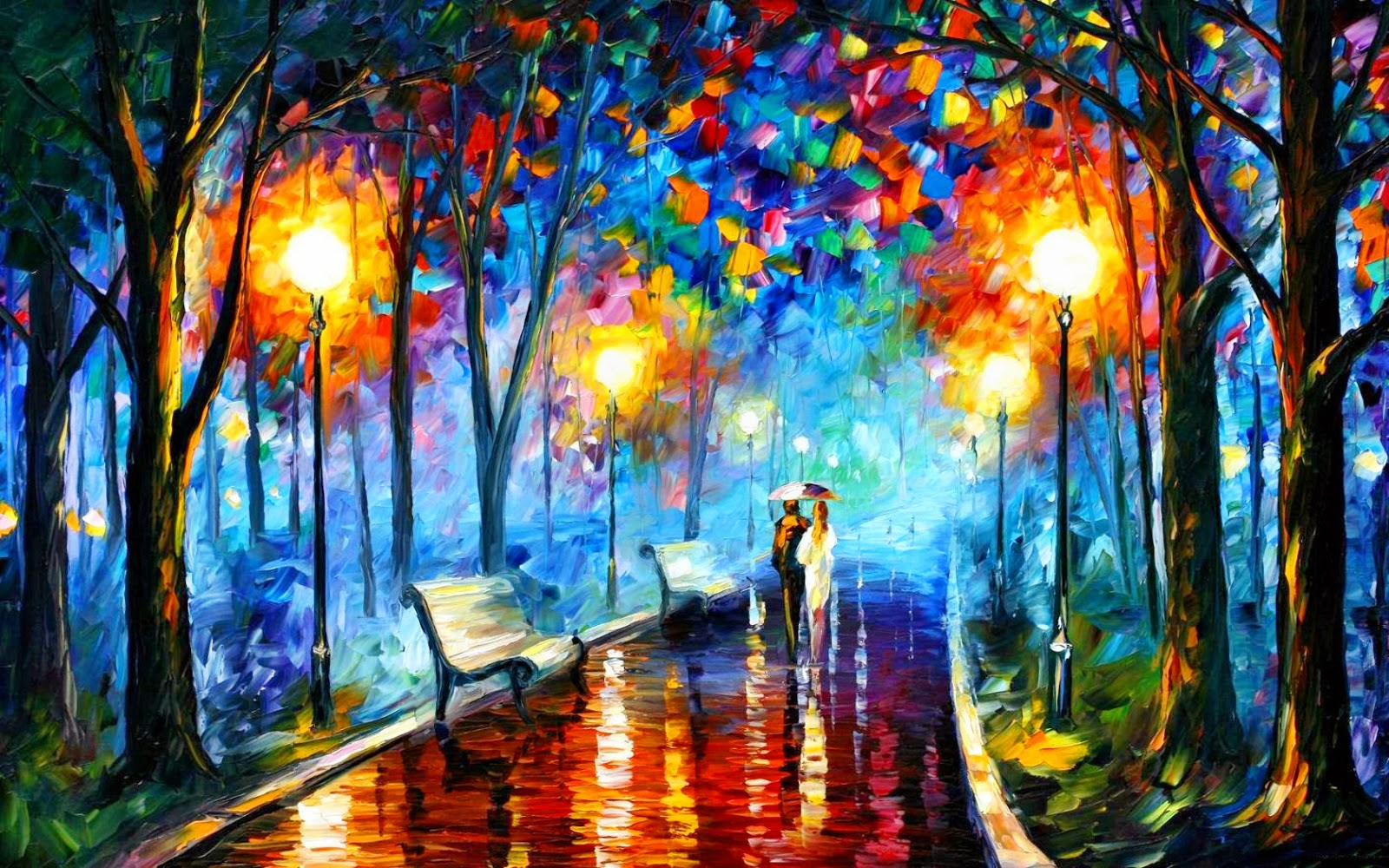 Lovers-walk-in-park-oil-painting-HD-image-stock-photo.jpg