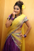 Priyanka half saree photos-thumbnail-20