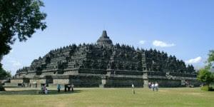 Wisata Candi Borobudur Jawa Tengah