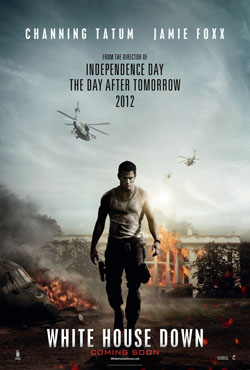 White House Down 2013 poster