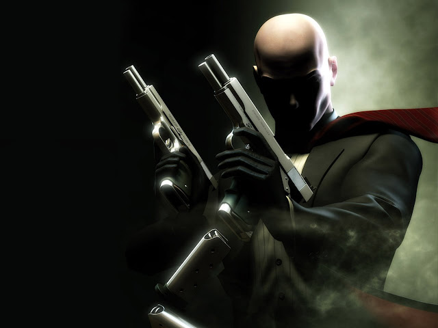 hitman io interactive first third person shooter game