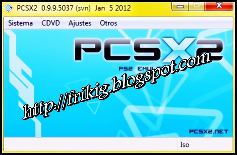 emulador de play station 2: