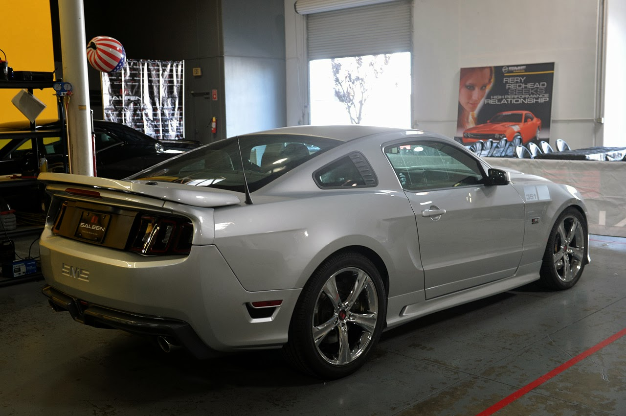 2014 Saleen 351 Supercharged Mustang - New York Mustangs - Forums