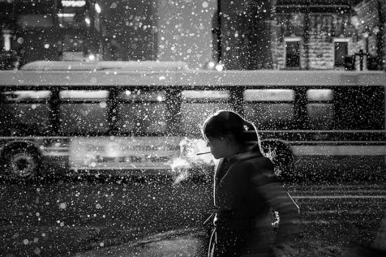 Satoki Nagata. Lights in Chicago. Doctor Ojiplatico