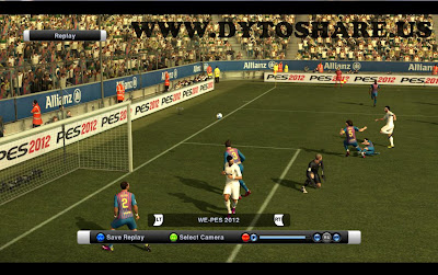 Pro Evolution Soccer PES 2012 Full Version