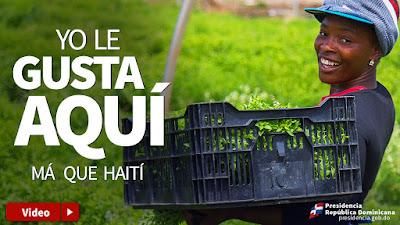 Yo le gusta aquí má que Haití