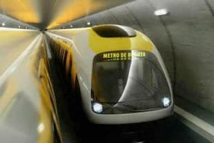 Primera linea del Metro se extenderá hasta Bosa