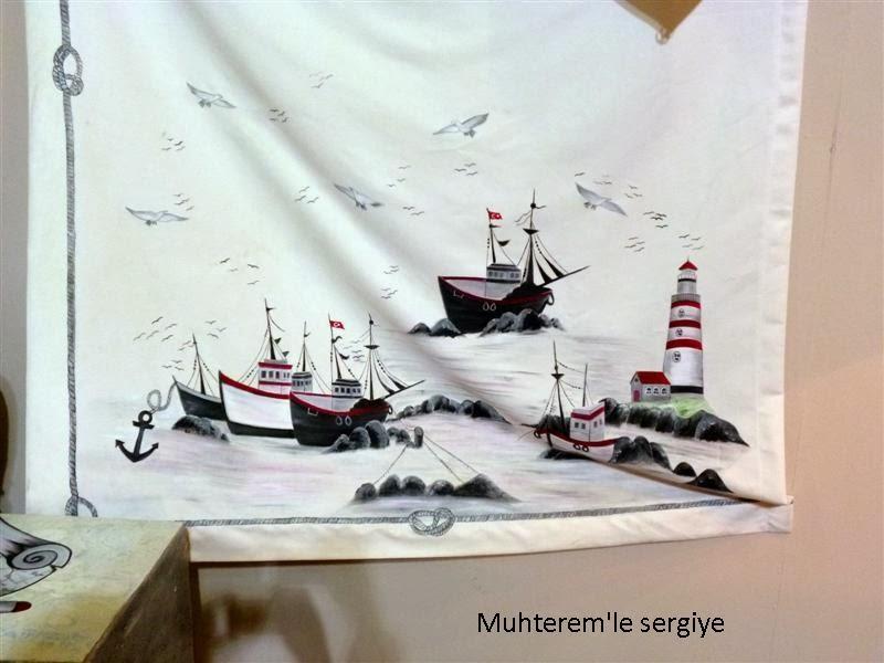 denizcilik modelli perde