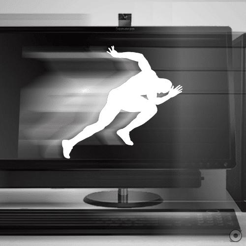 komputer cepat runner