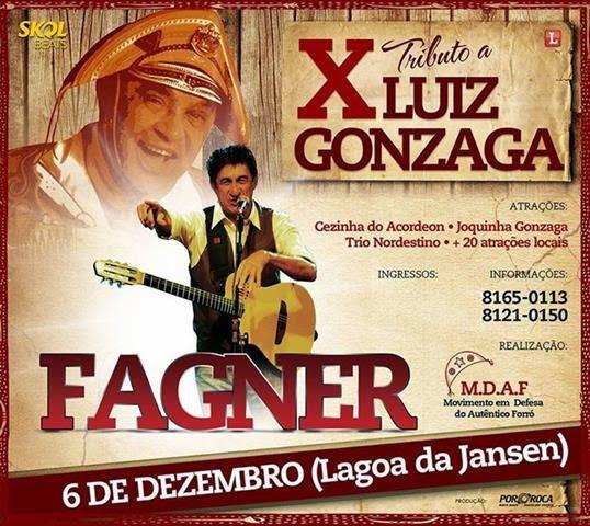 Show Fagner - Tributo a Gonzaga