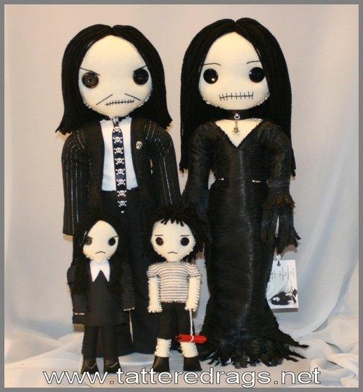 The Addams Family 1212 por Zosomoto