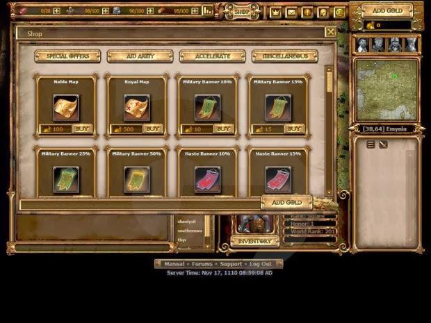 Stormfall Age of War Screenshots