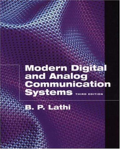 ANALOG AND DIGITAL COMMUNICATION SCHAUM SERIES PDF FREE DOWNLOAD