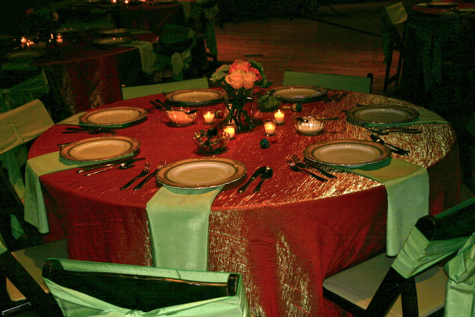 Monday November 28 2011 & Nashville Event Planning: Elegant Mexican Rehearsal Dinner Party