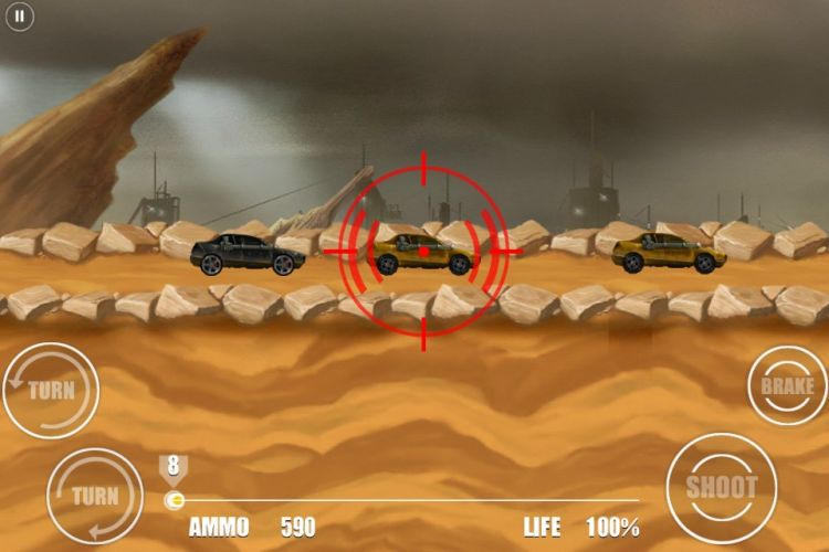 Games Hvga: Road Warrior Android HD e Hvga (480x320) Apk Full Download