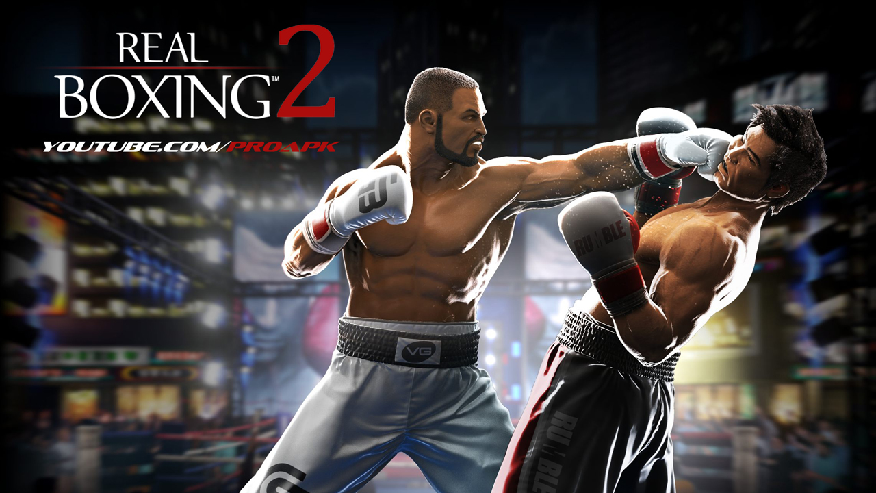 Real Boxing 2 Gameplay IOS / Android