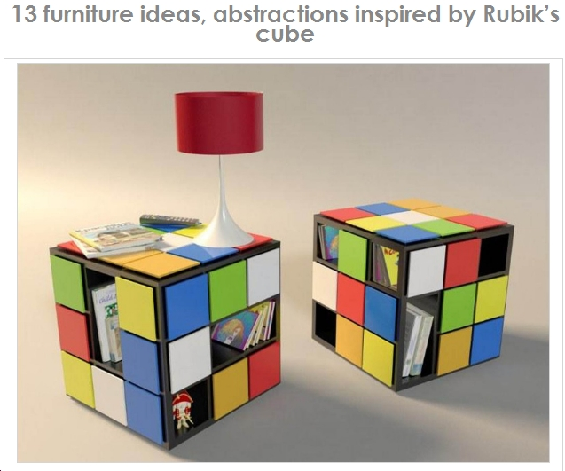 click here to see more rubiku0027s cube furniture ideas