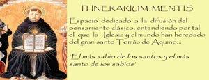 ITINERARIUM MENTIS