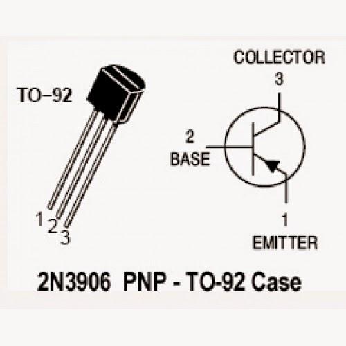 electronica para dummies  probador de transistores pnp
