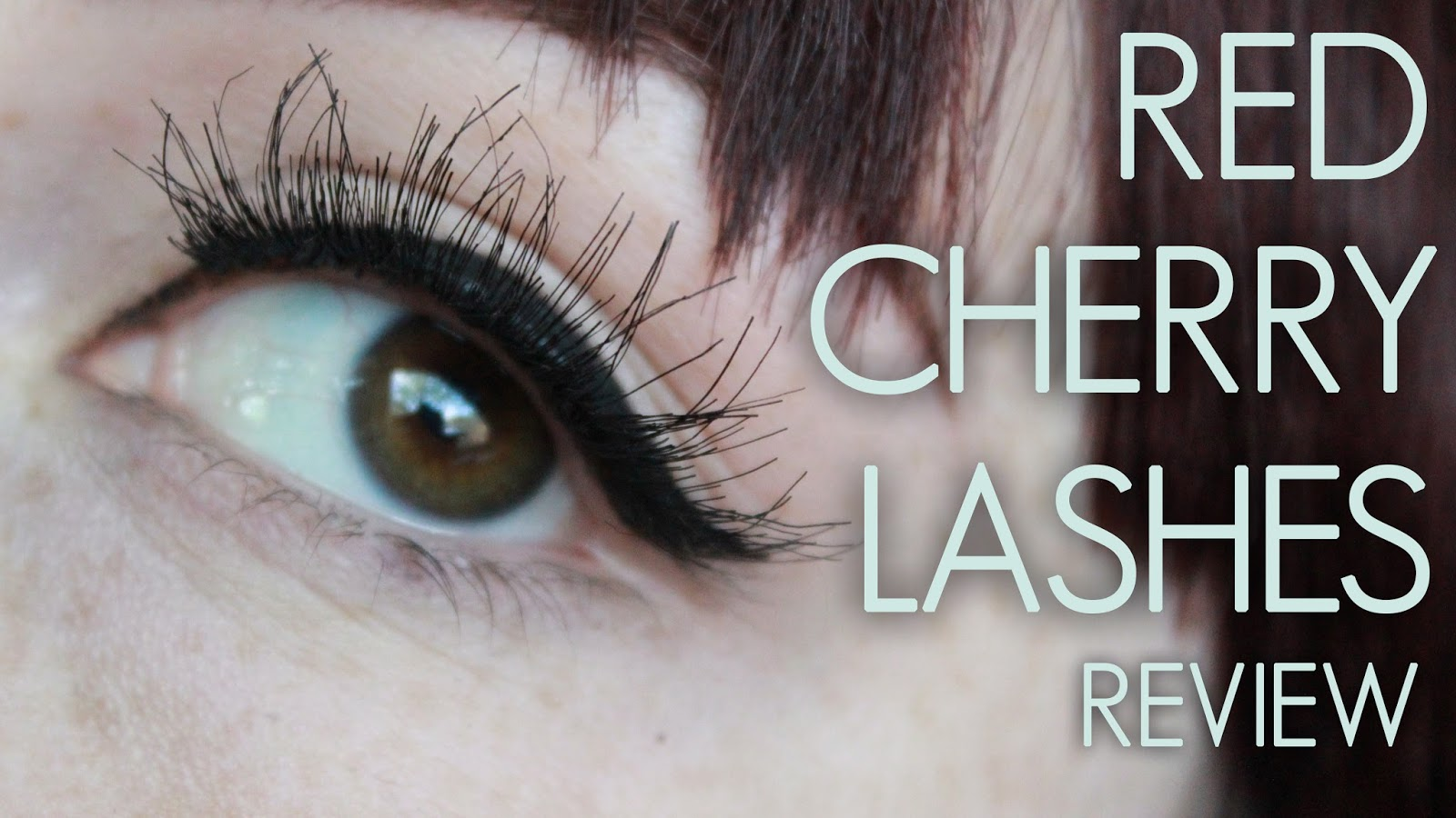 Coffeepls Red Cherry Lashes Haulreview