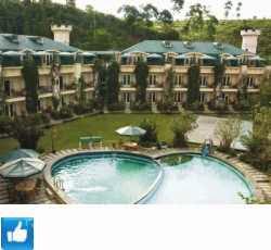 Hotel Bintang 4 di puncak - Club Bali Suites @ Kota Bunga