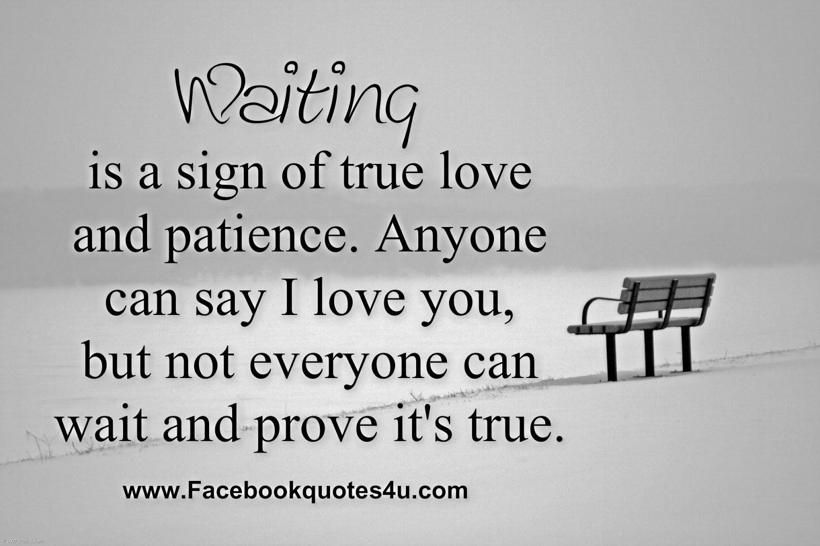 A Real Love Quotes : When Is True Love Quotes. QuotesGram