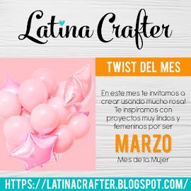 "Twist Mes de Marzo 2019 ""Rosa"""