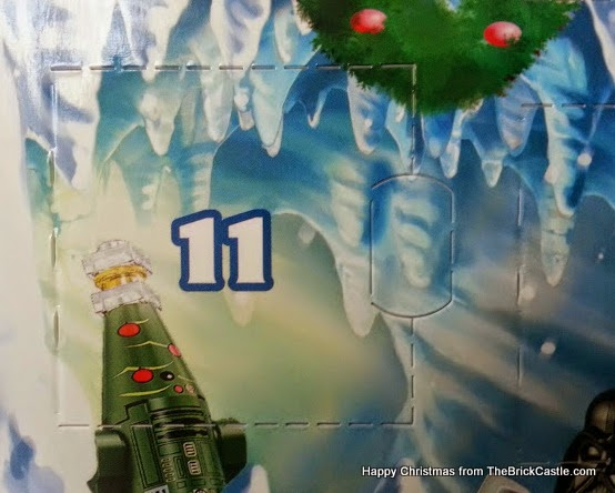 The LEGO Star Wars Advent Calendar Day 11 window