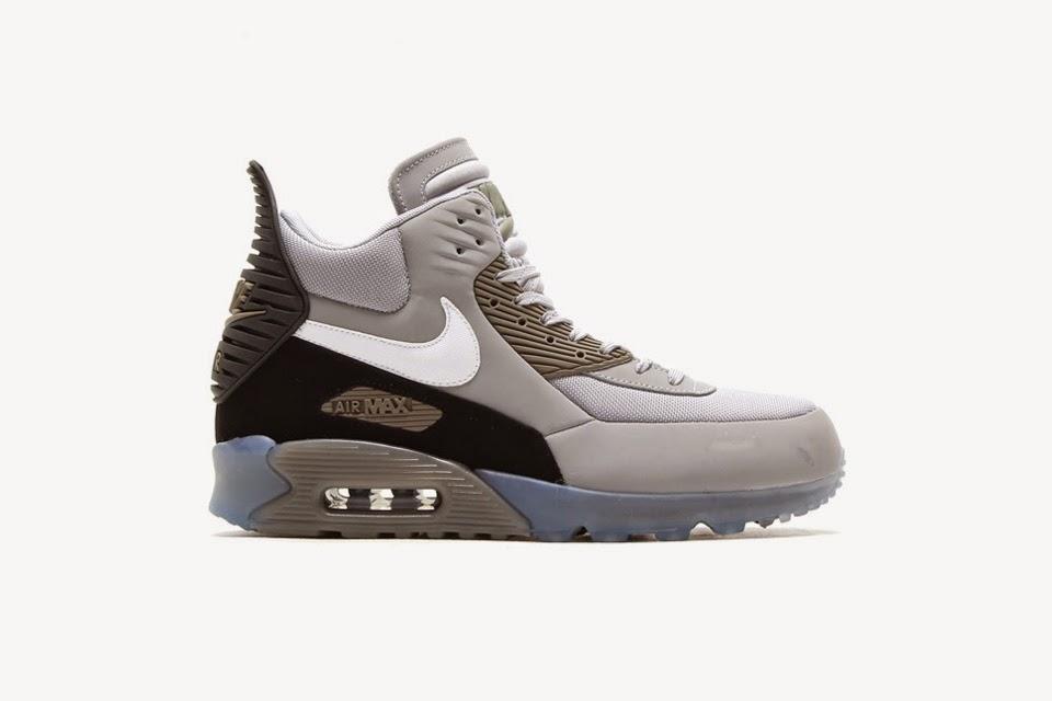 reputable site 6b6ab c139b FallWinter 20142015 Nike Air Max 90 Sneakerboot.