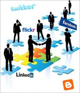 LES MÉDIAS SOCIAUX / SOCIAL MEDIA / MEDIOS DE COMUNICACIÓN SOCIAL INTERACTIVA: