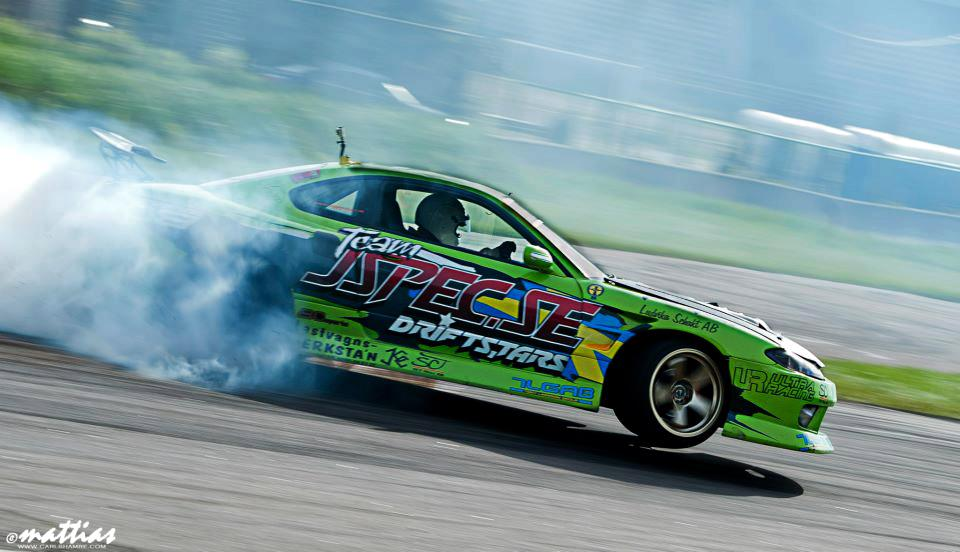 Honda drift cars