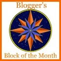 Blogger's Block of the month