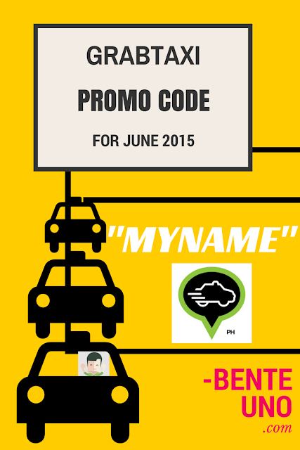 GrabTaxi Promo Code for June 2015