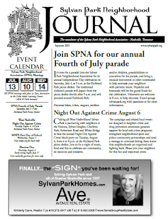 SPNA newsletter Summer 2015