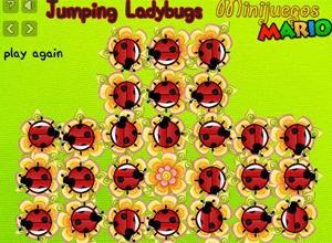 Jumping Ladybugs