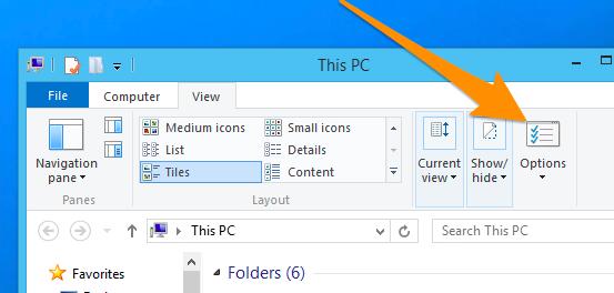 छुपायी गई फाइल फोल्डर कैसे देखें