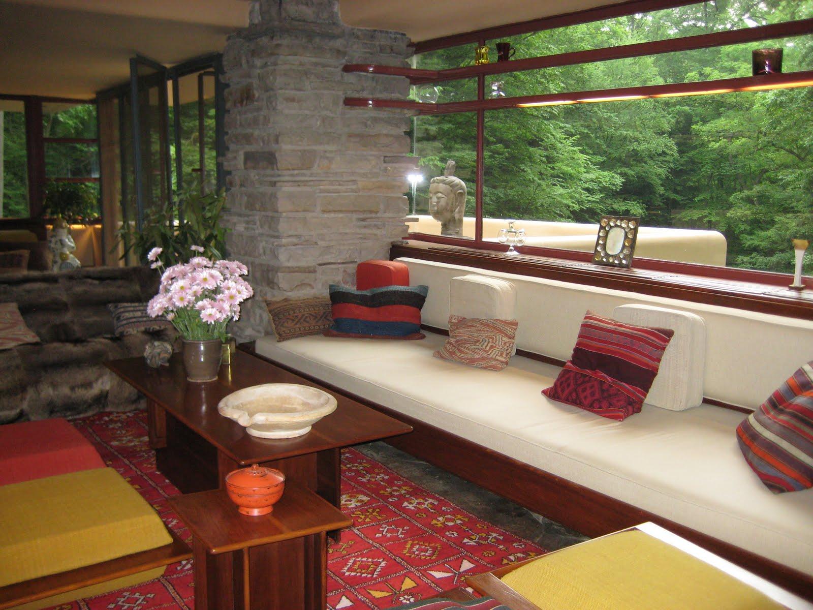 S rgio bastos arquitetura casa da cascata for Cascata da interno