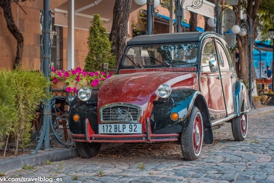 Первые дни в Ереване – достопримечательности Еревана