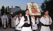 Λαμπρός Εορτασμός στα Κρύα Ιτεών της Πάτρας επί τη Ιερά Μνήμη του Οσίου Παναγή του Μπασιά (φωτο)