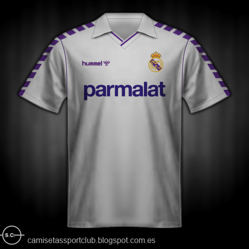 CAMISETAS SPORT CLUB: R. MADRID C.F.