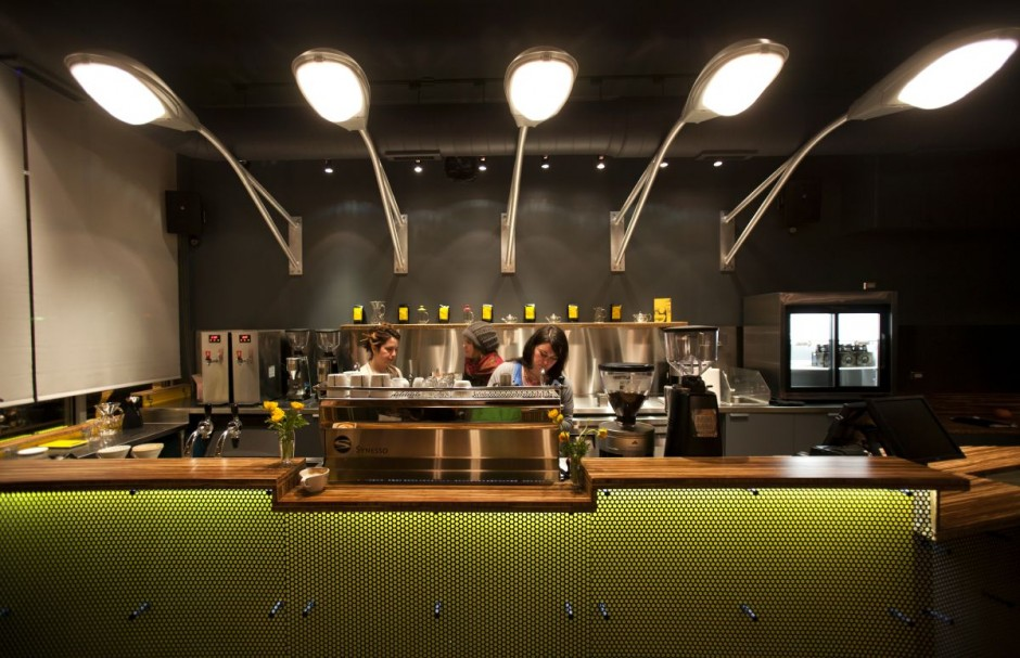 Best Restaurant Interior Design Ideas: Coffee shop, Chicago