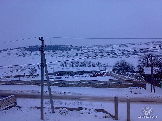 Iarna pe meleagurile Izbistei !